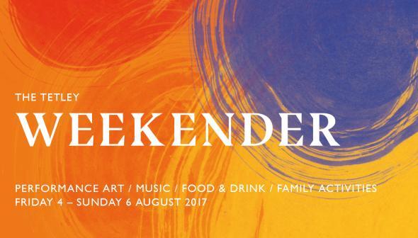 Web banner weekender